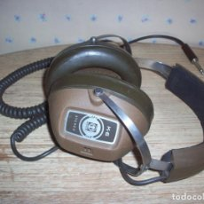 Antigüedades: ANTIGUOS AURICULARES KOSS - MODELO K-6 - MADE IN USA .. Lote 229151605