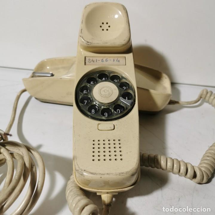 Teléfonos: ANTIGUO TELEFONO GÓNDOLA - CITESA - MALAGA - BLANCO - CNTE - TELEFONICA - NUNCA PROBADO - Foto 3 - 229218945