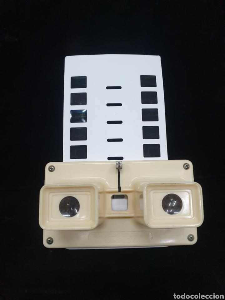 Antigüedades: Visor estereoscopio Lestrade - Foto 4 - 229382355