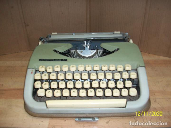 ANTIGUA MAQUINA DE ESCRIBIR MARITSA 11 (Antigüedades - Técnicas - Máquinas de Escribir Antiguas - Otras)