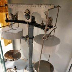 Antigüedades: BALANZA DE PRECISION. Lote 229646620