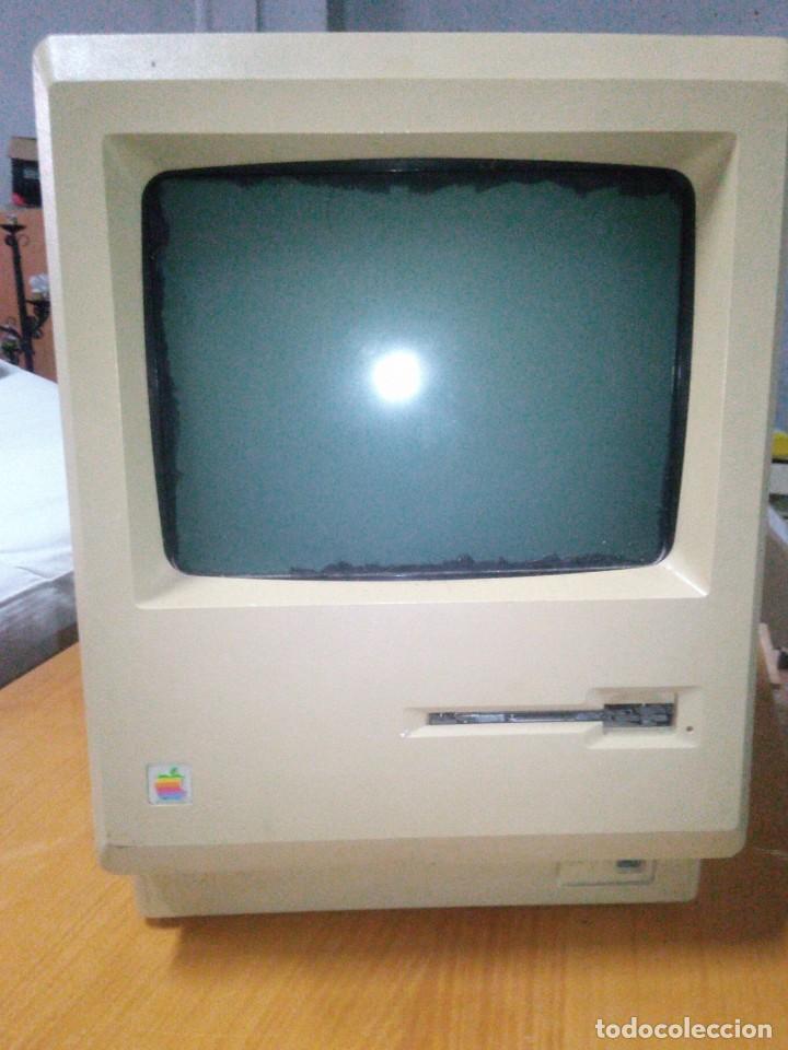 ~~~~ COLECCIONISTAS!!!!!! APPLE MACINTOSH 512 K FIRMADO EN SU INTERIOR STEVE JOBS Y SU EQUIPO~~~ (Antigüedades - Técnicas - Ordenadores hasta 16 bits (anteriores a 1982))