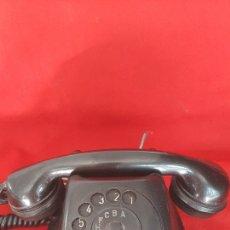 Teléfonos: ANTIGUO Y RARO TELEFONO BAKELITA ANO 40. Lote 229860260