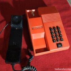 Teléfonos: AMPER, TELÉFONO ROJO, ALGO DESCOLORIDO. Lote 230094900