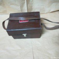 Antigüedades: MEDIDOR DE CAMPO SF 460 PROMAX CON FUNDA Y 2 ACCESORIOS PARA ANTENA. Lote 230498385
