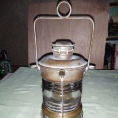 Antiquités: FAROL PARA BARCO. Lote 230554390