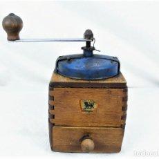 Antigüedades: ANTIGUO MOLINILLO DE CAFÉ PEUGEOT FRÉRES. Lote 230594305