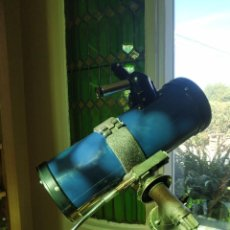 Antigüedades: TELESCOPIO ECUATORIAL REFLECTOR JAPONÉS. Lote 230862490