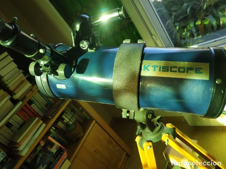 Antigüedades: Telescopio Ecuatorial Reflector japonés - Foto 4 - 230862490