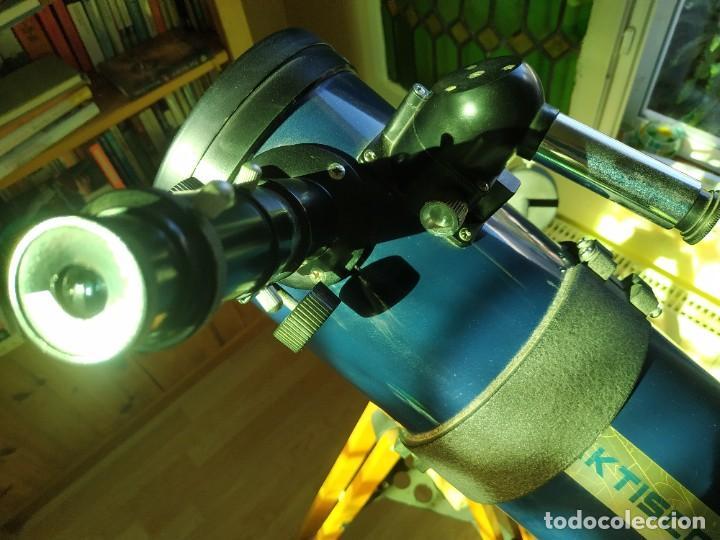 Antigüedades: Telescopio Ecuatorial Reflector japonés - Foto 5 - 230862490