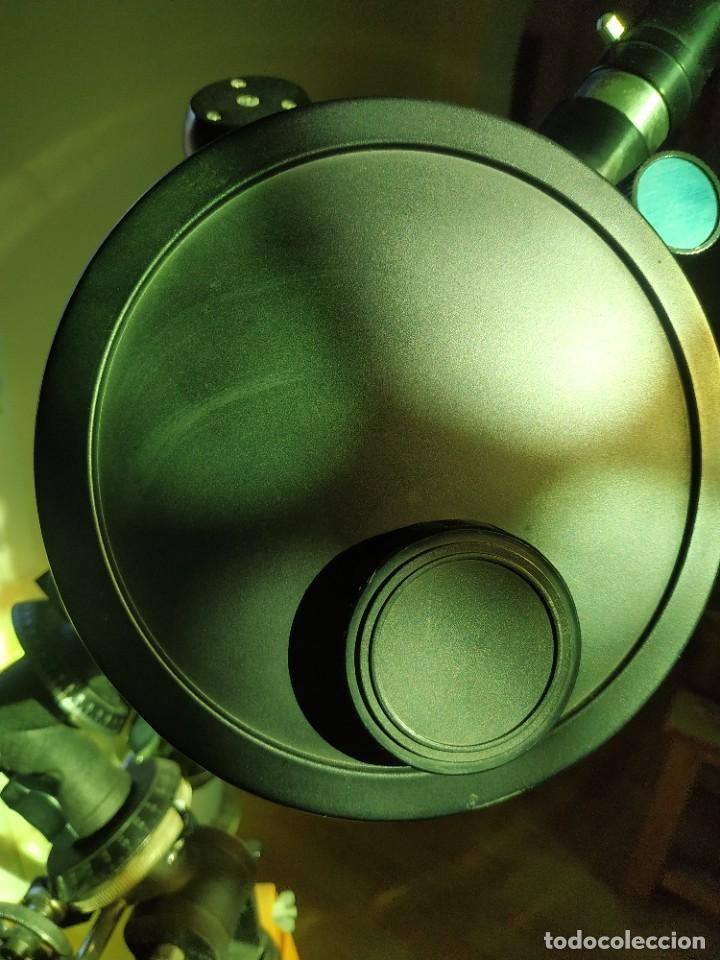 Antigüedades: Telescopio Ecuatorial Reflector japonés - Foto 15 - 230862490