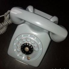 Teléfonos: TELEFONO SUECO ERICSSON LM DISEÑO ESCANDINAVO COLOR AZUL. Lote 231006165