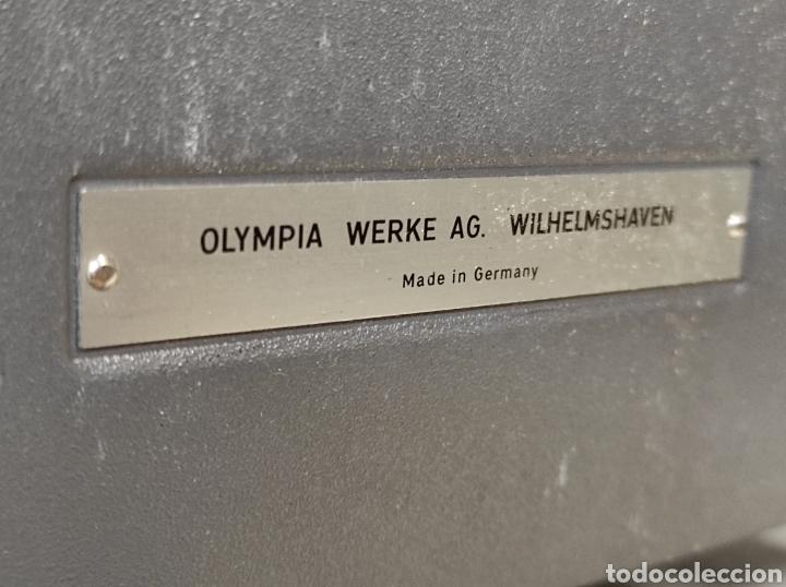 Antigüedades: olympia werke ag wilhelmshaven, en su caja - Foto 5 - 231032235