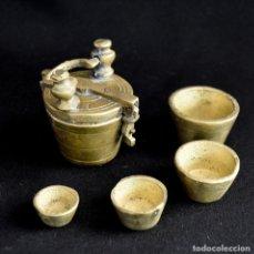 Antigüedades: ESPLÉNDIDO PONDERAL. Lote 231124750