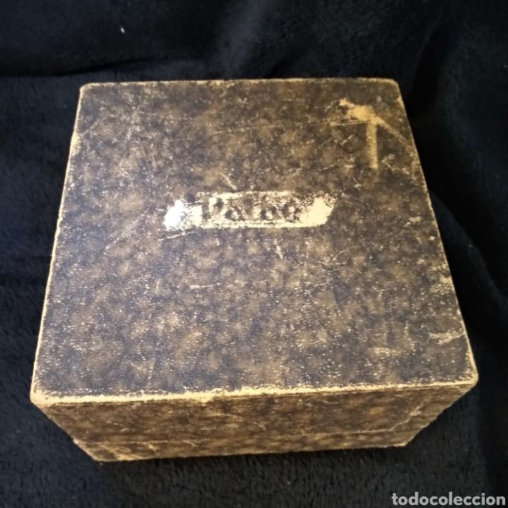 Antigüedades: Antigua cámara de filmar Pathe, con caja y folleto original, Funciona - Foto 10 - 231164380