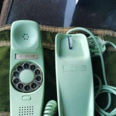 Teléfonos: TELÉFONO GÓNDOLA. CITESA. VERDE CLARO. 1983. Lote 231169740