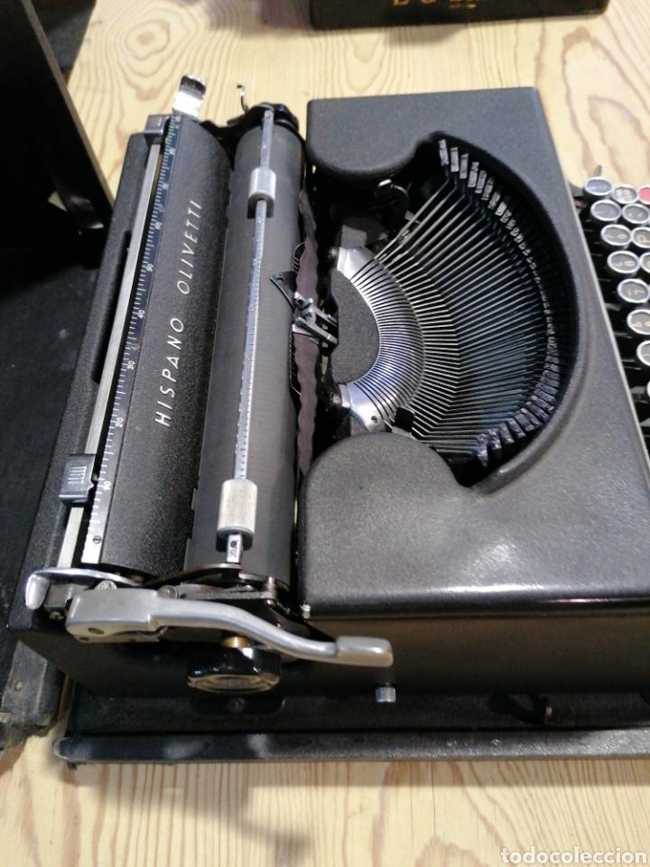 Antigüedades: Máquina de escribir funcionando en buen estado con señales - Foto 3 - 231494685