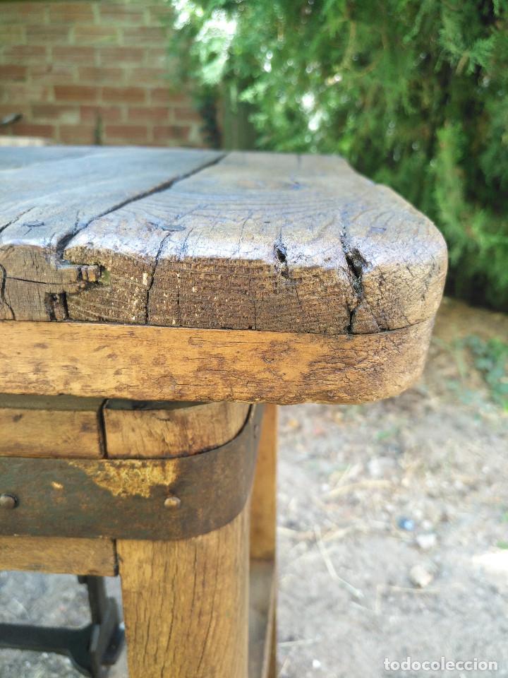 Antigüedades: Bascula de carbón - Foto 8 - 231632880