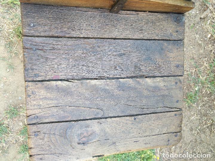 Antigüedades: Bascula de carbón - Foto 15 - 231632880