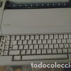 Antigüedades: MAQUINA DE ESCRIBIR ELECTRONICA. Lote 231726750