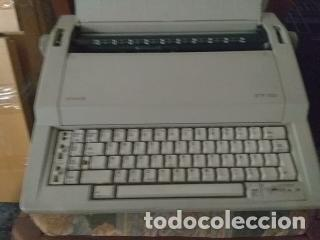 Antigüedades: MAQUINA DE ESCRIBIR ELECTRONICA - Foto 2 - 231726750