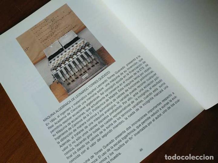 Antigüedades: RECUERDOS DEL CÁLCULO MECÁNICO EXPOSICIÓN DE MAQUINAS DE CALCULAR OCTUBRE 2000 - Foto 35 - 107087587