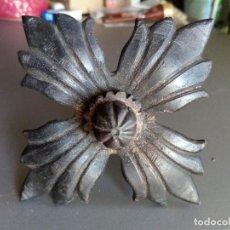Antigüedades: PRECIOSO CLAVO DE FORJA 16 CM LARGO. Lote 231848855