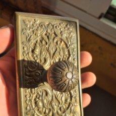 Antigüedades: BONITO SECANTE BREVETE S.G.D.G CON SELLO. Lote 231955690