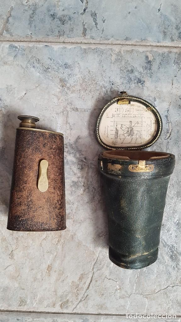 MONOCULAR (PRISMÁTICOS) - INSTRUMENTO ÓPTICO PORRO-PRISMA APROXIMADAMENTE 1861-1862 (Antigüedades - Técnicas - Otros Instrumentos Ópticos Antiguos)