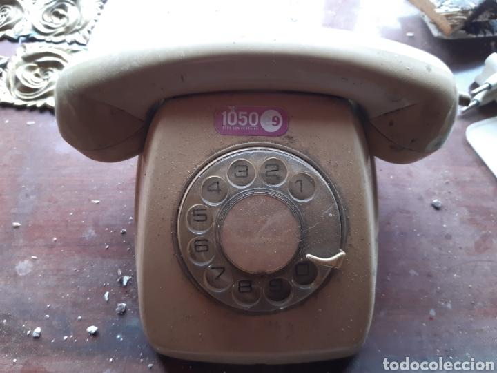 TELEFONO CLASICO PARA RESTAURAR (Antigüedades - Técnicas - Teléfonos Antiguos)