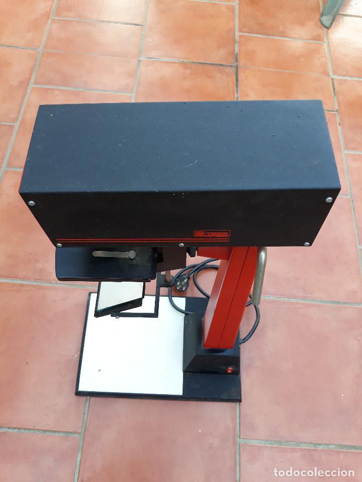 Antigüedades: Microscopio proyector - Foto 7 - 232261355