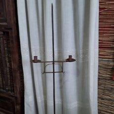 Antigüedades: HACHERO O VELON DE FORJA. Lote 232265720