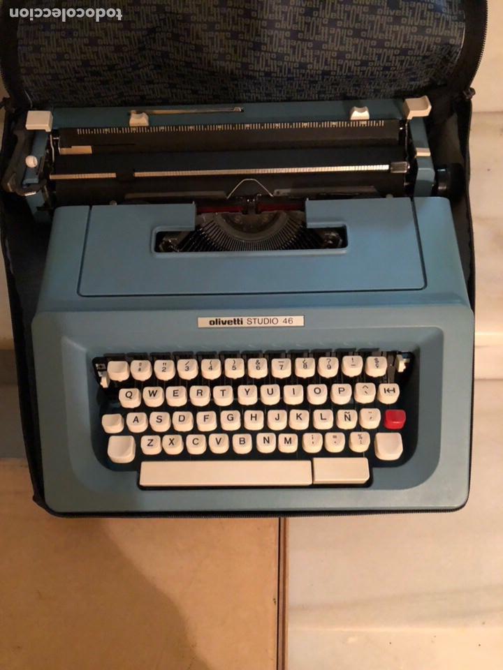 Antigüedades: Lote de 2 máquinas de escribir antiguas - Foto 6 - 232441655