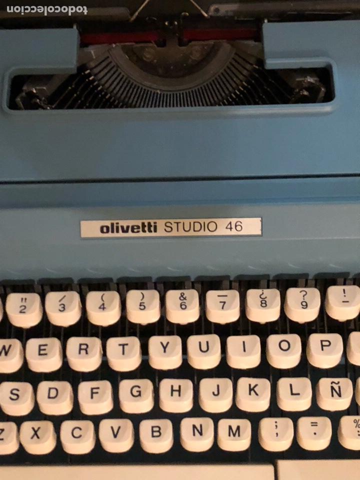 Antigüedades: Lote de 2 máquinas de escribir antiguas - Foto 7 - 232441655