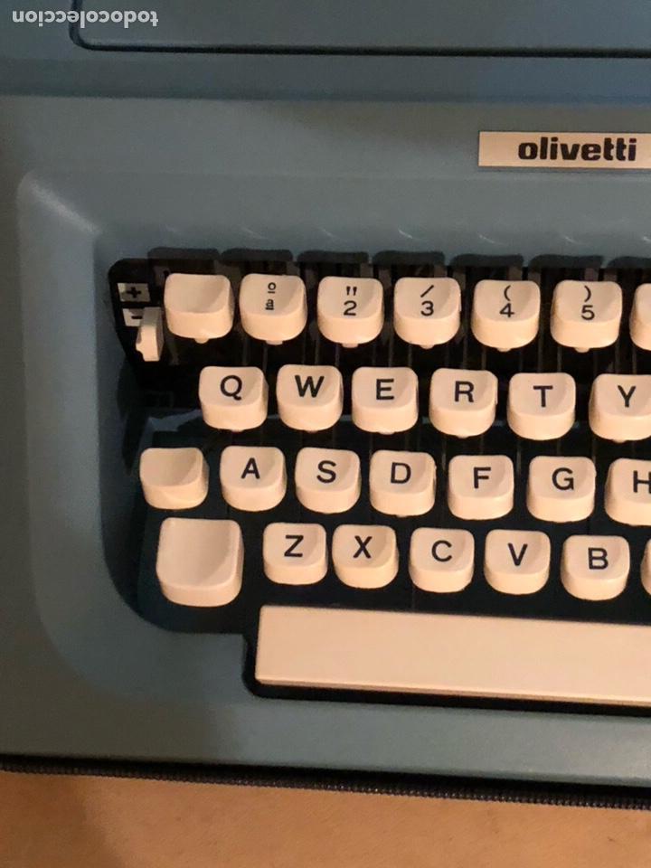 Antigüedades: Lote de 2 máquinas de escribir antiguas - Foto 8 - 232441655