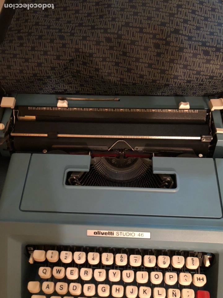 Antigüedades: Lote de 2 máquinas de escribir antiguas - Foto 10 - 232441655