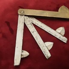Antigüedades: ANTIGUA NAVAJA DE VETERINARIO. Lote 232445790