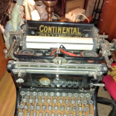 Antiquités: MÁQUINA DE ESCRIBIR CONTINENTAL. Lote 232590010
