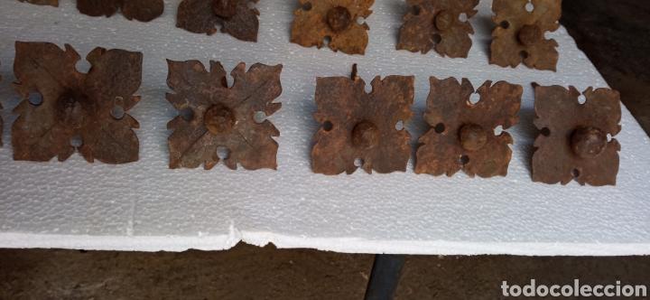 Antigüedades: Lote de 18 clavos del siglo xvi - Foto 2 - 232597535