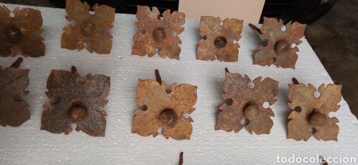Antigüedades: Lote de 18 clavos del siglo xvi - Foto 6 - 232597535