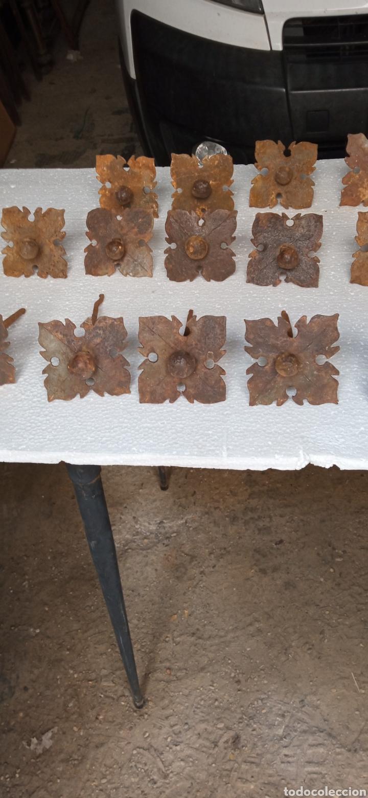 Antigüedades: Lote de 18 clavos del siglo xvi - Foto 8 - 232597535