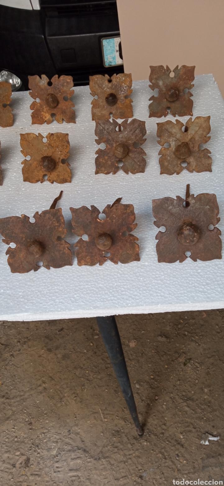 Antigüedades: Lote de 18 clavos del siglo xvi - Foto 9 - 232597535