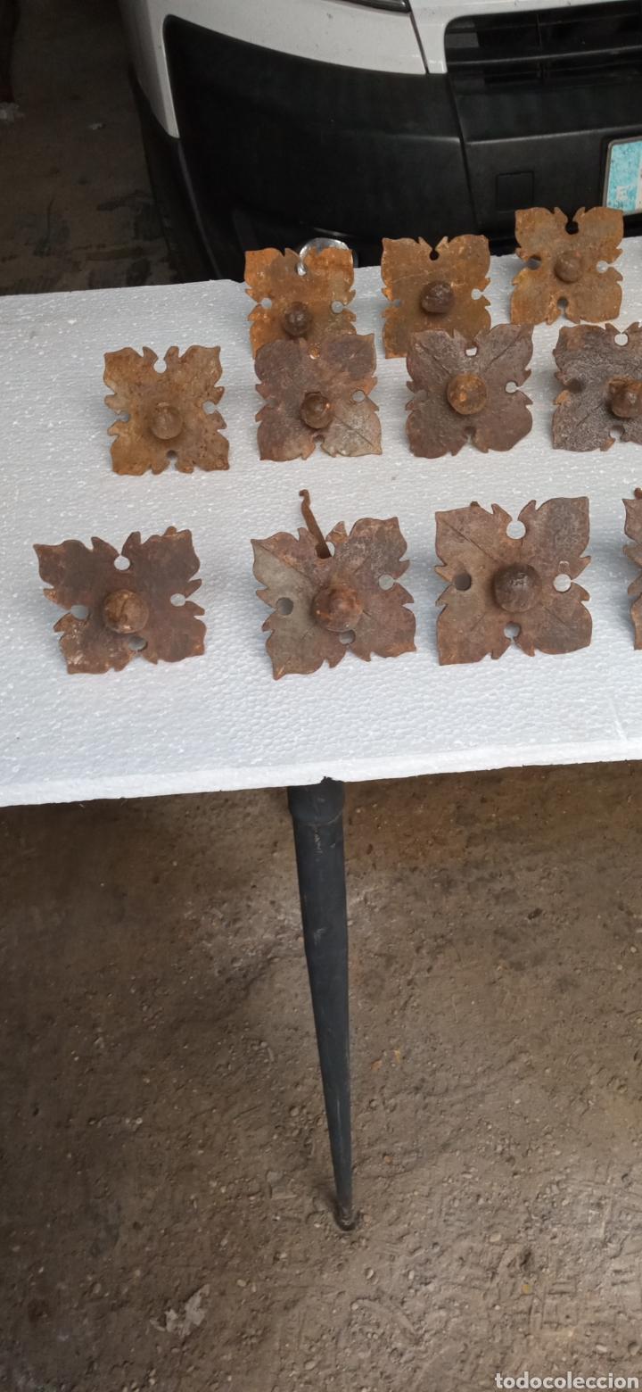 Antigüedades: Lote de 18 clavos del siglo xvi - Foto 11 - 232597535
