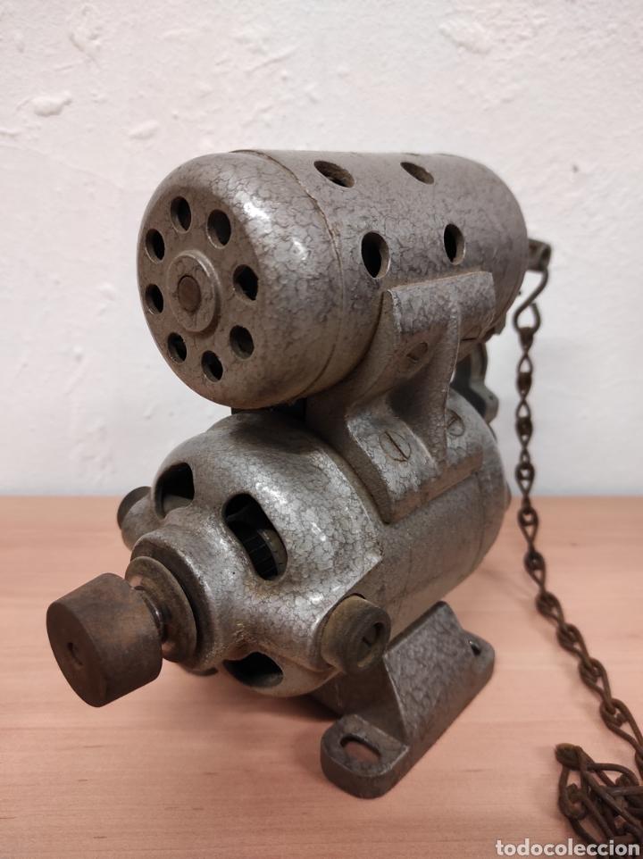 Antigüedades: Motor máquina de coser - Foto 2 - 232617960