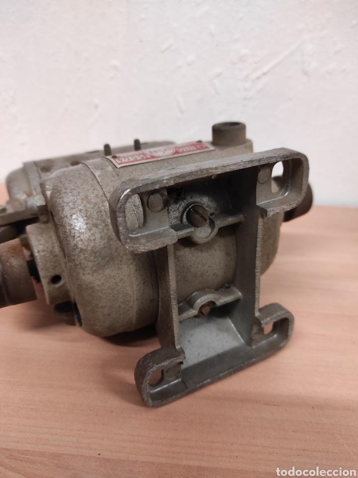 Antigüedades: Motor máquina de coser - Foto 4 - 232617960