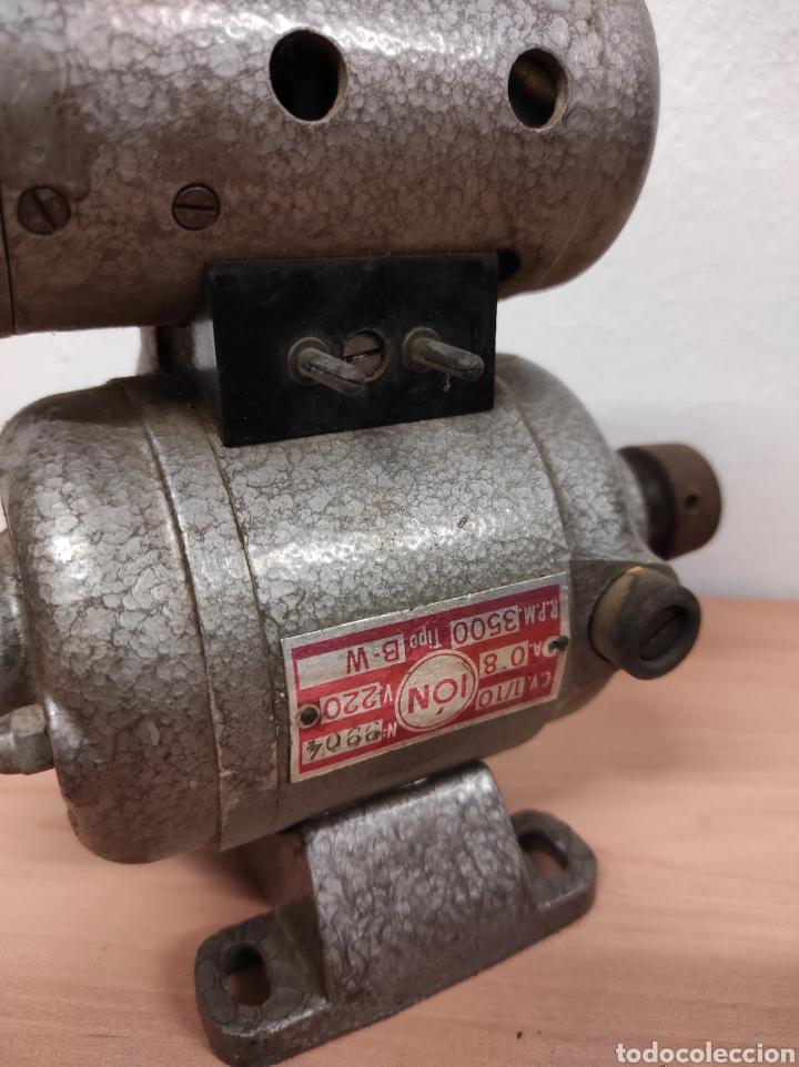 Antigüedades: Motor máquina de coser - Foto 5 - 232617960
