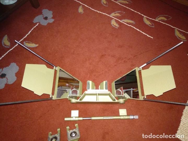 Antigüedades: will heerbrugg visor estereoscopio - Foto 7 - 232653720