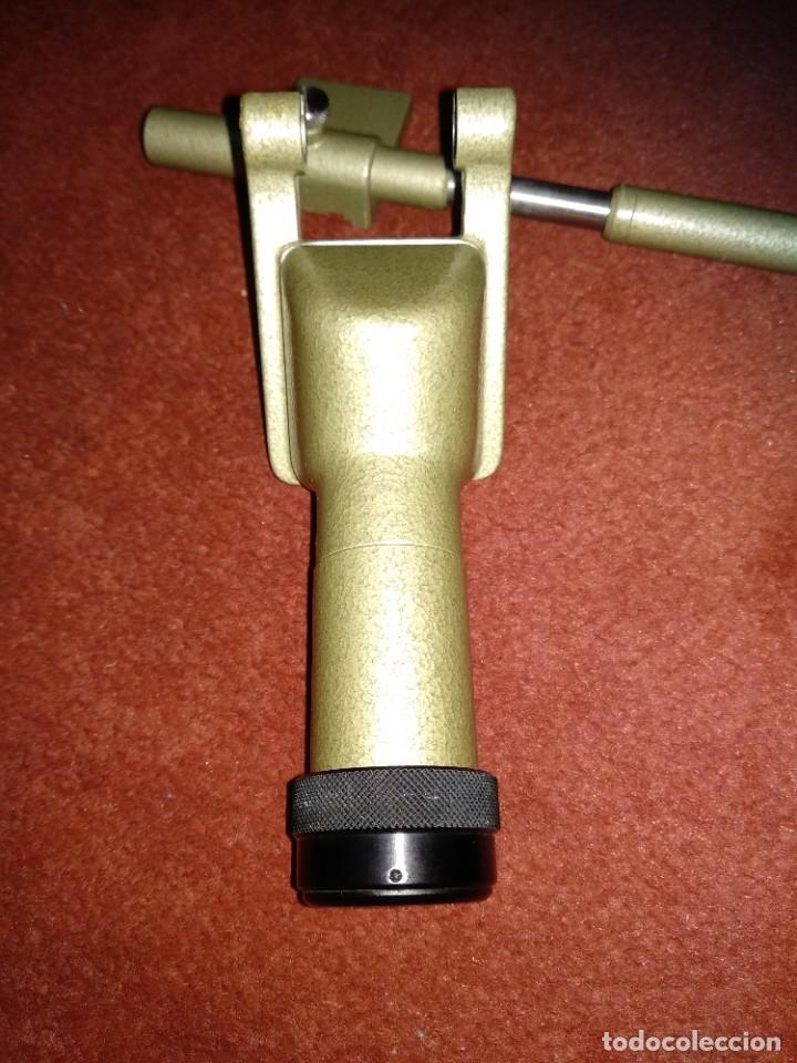 Antigüedades: will heerbrugg visor estereoscopio - Foto 12 - 232653720