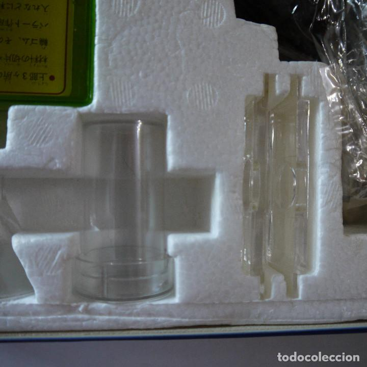 Antigüedades: MALETÍN CON MICROSCOPIO VIXEN SC-700 Y ACCESORIOS - LEER DESCRIPCION - Foto 10 - 232867350