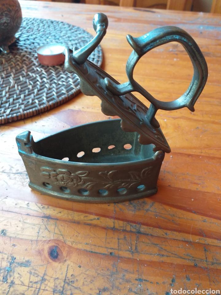 Antigüedades: BONITA Y PEQUEÑA PLANCHA - Foto 8 - 232941965